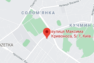 Нотаріус у Соломянському районі Києва - Креденсир Оксана Вікторівна