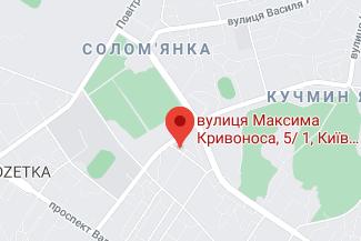 Нотариус в Соломенском районе Киева - Креденсир Оксана Викторовна